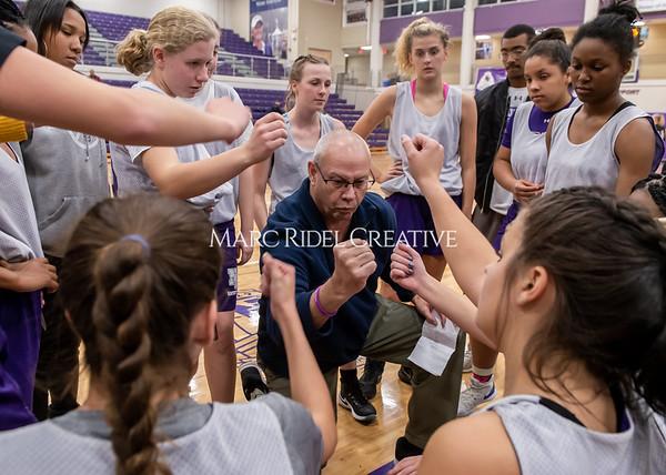 Broughton girls basketball vs Wake Forest. November 14, 2019. D4S_0013