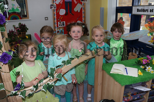 GRADUATION ST CLARES/ABBEY NURSERY MORNING CLASS