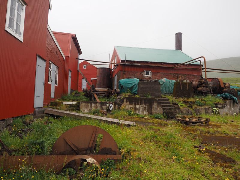 Abandoned Whaling station I