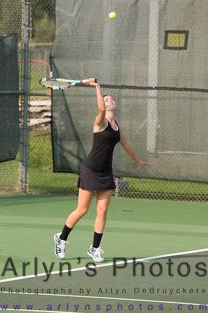 Girls Tennis Game 1