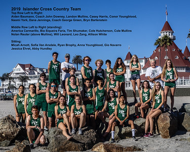Team Shot 2019 Cross Country