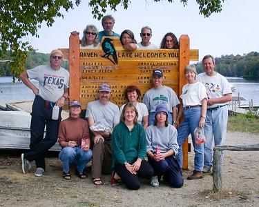 Harvest Moon Camping Trip September 2002