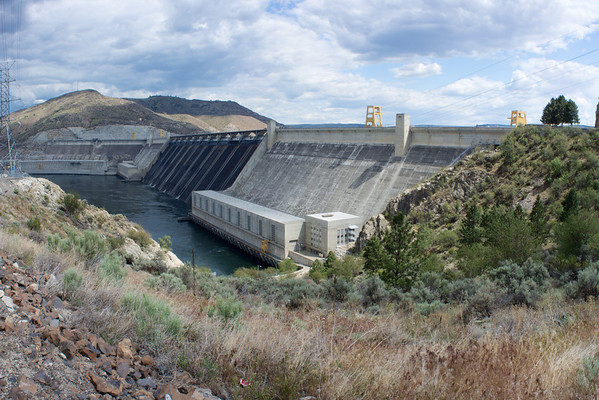 Grand Coulee Dam - May 2012