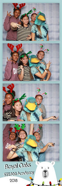 Royal Oaks STEAM Academy Holiday Party