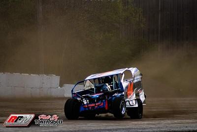 Fonda Speedway - 5/8/21 - Tonya Spicci