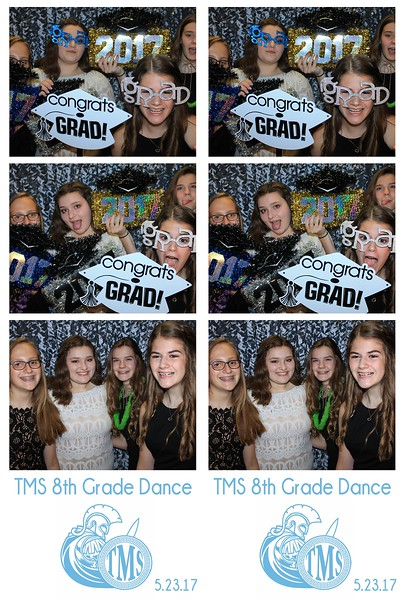 "Troy Middle School ""8th Grade Dance"" 2017"