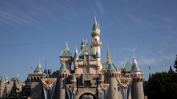 Disneyland Resort, Disneyland, Fantasyland, Sleeping Beauty Castle, Sleeping, Beauty, Castle