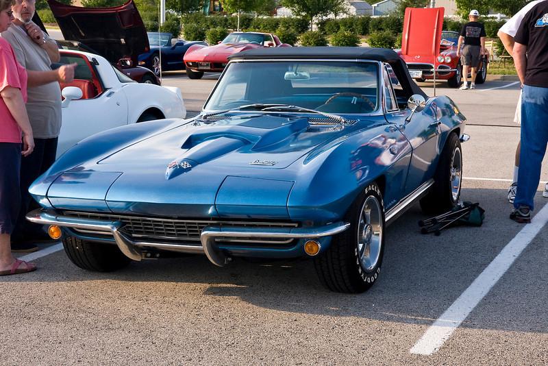 Bluegrass Corvette Club Cruise-In