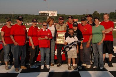 Thompson Speedway 7-14-2007 Victory lane