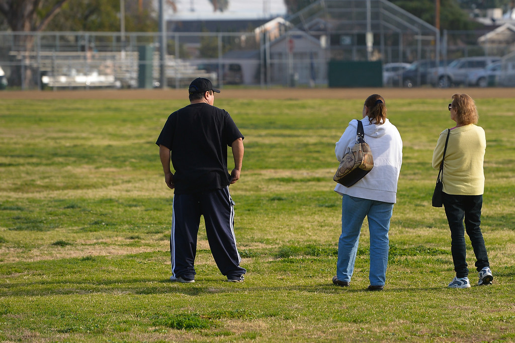 . Current view of Lanark Park in Canoga Park. (Photo by Michael Owen Baker/L.A. Daily News)