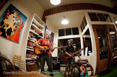 Bosen Suede [San Francisco Music Photography]