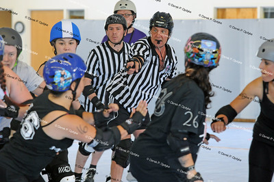 Only Officials (WFTDA Clinic @ SCDG) - May 17th & 18th, 2014