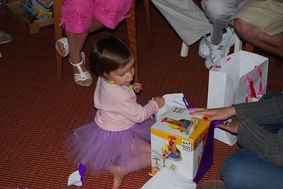 Clare's 2nd Birthday