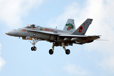 VMFA-142 Flying Gator's Last Flight, 5/31/2008