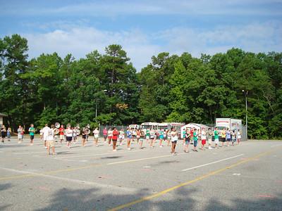 Pre Camp at Sanderson