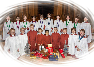 Guildford Cathedral Choristers
