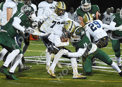 Canton - Foxboro Football 11-8-19