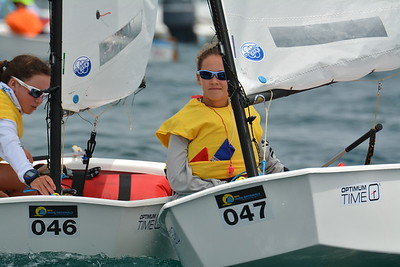 2014 USODA Opti Team Race Nationals