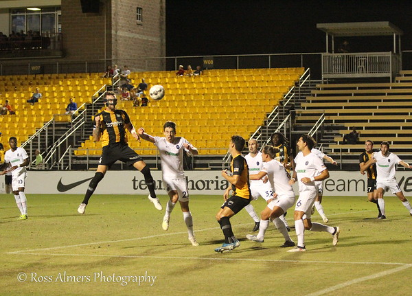 Charleston Battery vs Memphis 901 FC October 16 2019