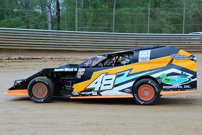 Virginia Motor Speedway - UMP Modifieds (4/15/21)