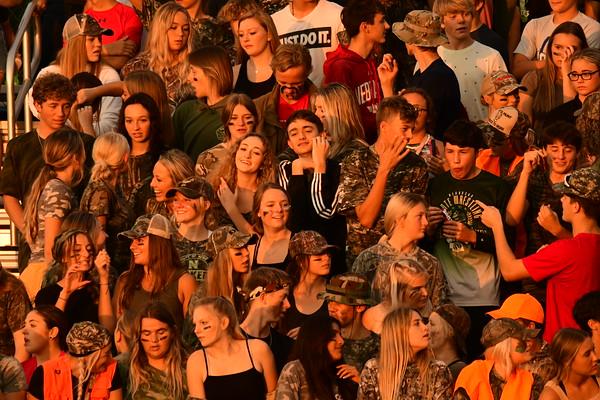Crowd at Football