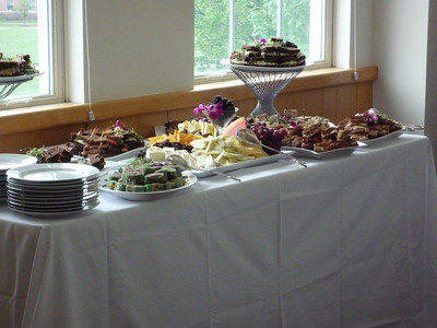Kaplan Scholarship Tea