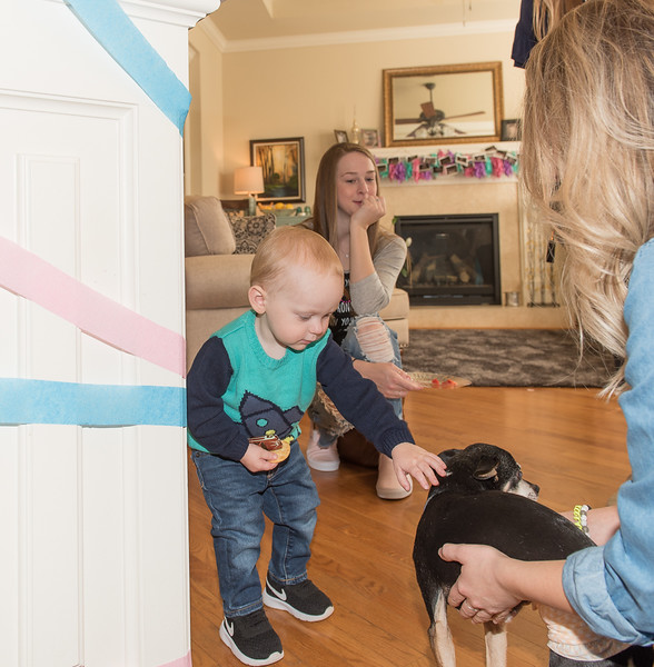 #BabyGilliam0715 Reveal Party
