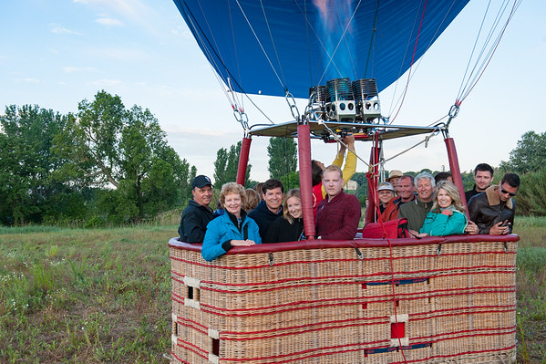 Roussillon Hot Air Ballooning