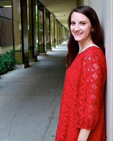 Kristen at LSU