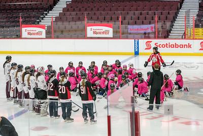 Scotiabank Girls Hockey Fest - Fête du hockey féminin de la Banque Scotia