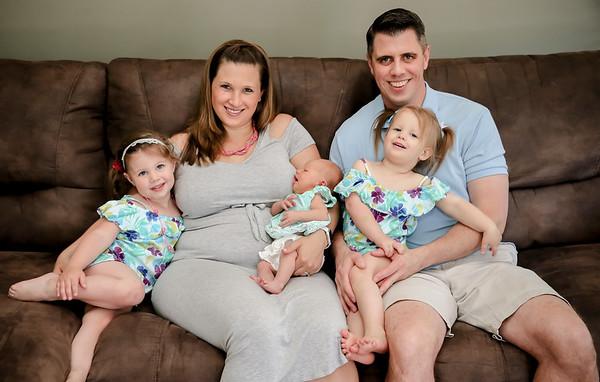 Bender Family Portrait Session