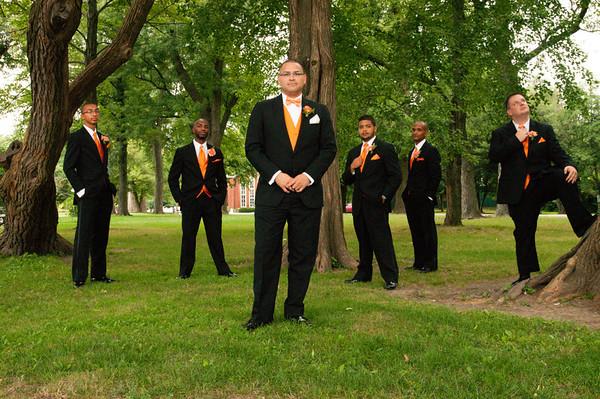 Rendon-Dunn Wedding