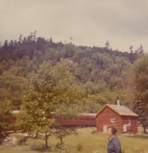 1972 Algoma Train Ride