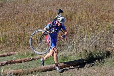 Badger Cross - A Women, 40+ and 50+ Men