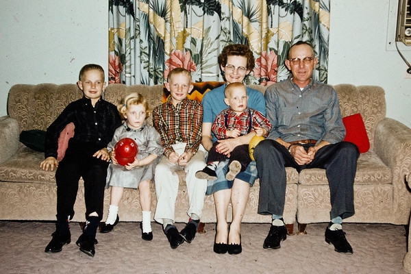 1950-1960 Slides (taken by Bud Johnson)