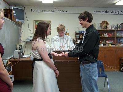 senior wedding . 5.3.10
