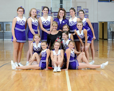 11/19/09 CCMS Cheer