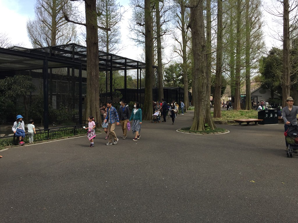 Zoo grounds