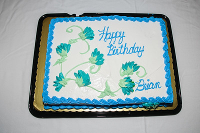 Pastor Brian 47th Birthday