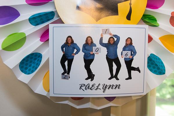Raelynn Graduation Party