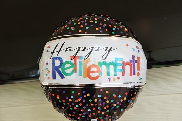 CHRIS HAZEL Retirement Party & PATTI HAZEL''S  60th Birthday Celebration