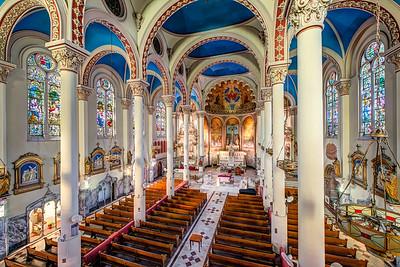 New York City, NY Churches