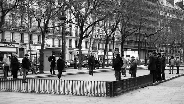January 13 Street and Metro scenes