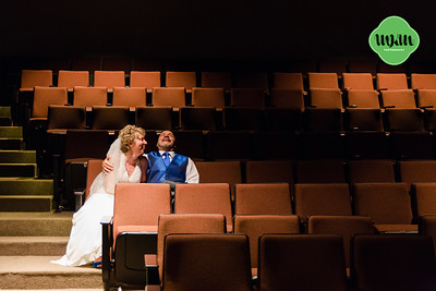 Heather & Eric | A Durham Arts Council Wedding