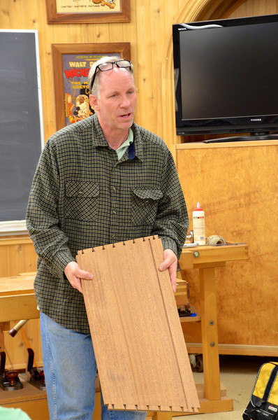 The Power of Hand Tools: Making a Sea Chest with Gochnour
