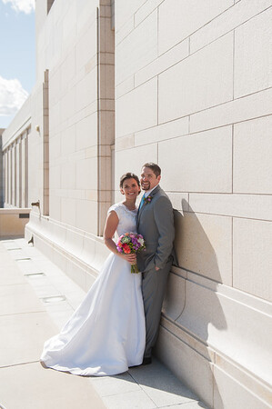 Star and Russ Wedding