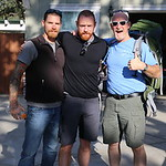 BACKPACKING WITH MY SONS - 2016