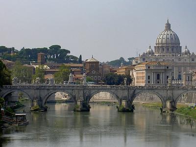 2005 - Europe - Rome