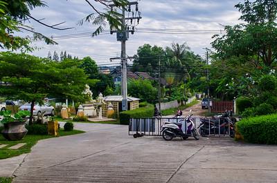 Maya Buri Resort, Koh Samui - Indgangspartiet
