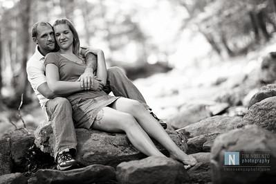 Barbara + Trever:: Engagement :: Kent, CT